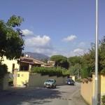 Panoramica Via Lucrezio
