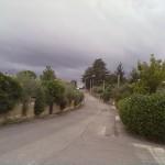 Panoramica Via Giulio Cesare