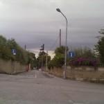 Panoramica Via Pompeo