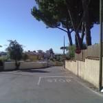 Via Traiano, angolo Via Mecenate