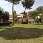 Visuale parco Via Mecenate