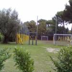 Campetto da calcio