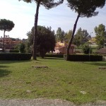 Veduta Parco Via Mecenate